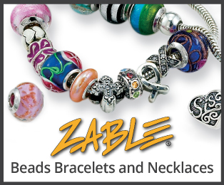 Zable beads, bracelets and necklaces