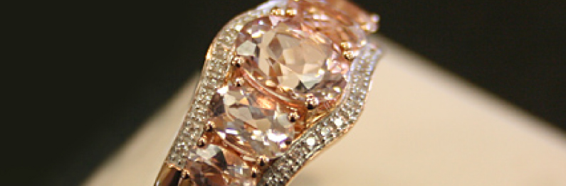 What is Morganite?