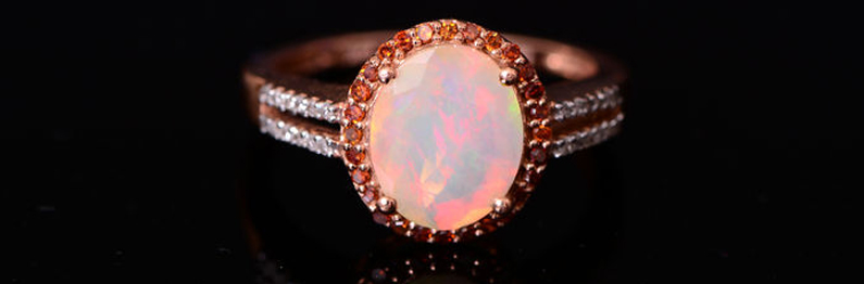 Birthstone for October: Opal